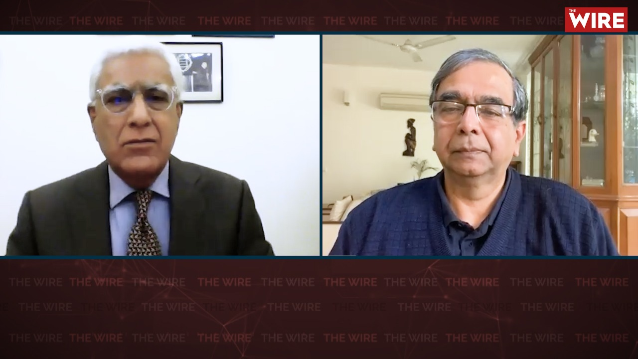 Watch | 'President, PM Should Publicly Take Covaxin to Dispel Concerns, Overcome Hesitancy' – The Wire Science