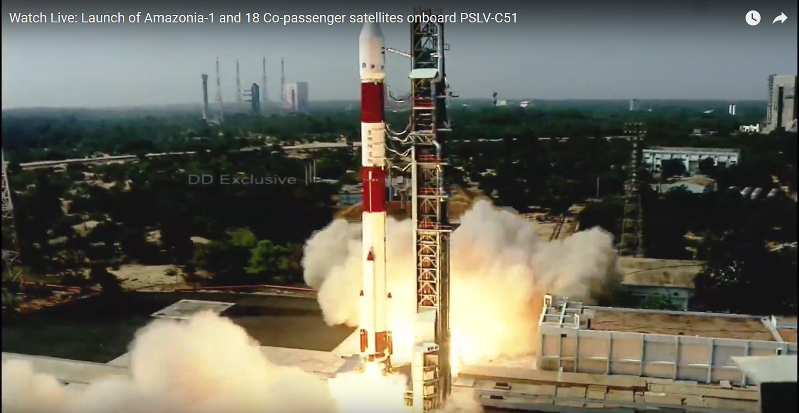 With PSLV C51 Launch, ISRO Commences First Mission of 2021 – The Wire Science