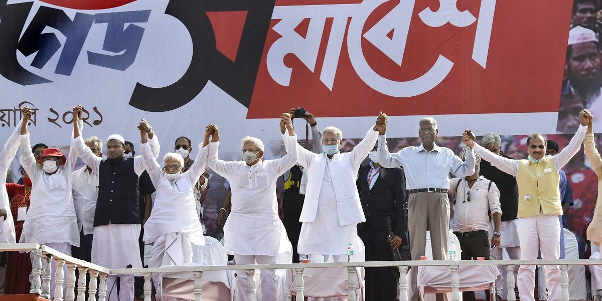 Bengal: As Left and Congress Ally With Muslim Cleric's Party, Will BJP Be the Winner?