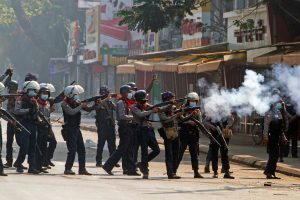 At Least 18 Die in Myanmar on Bloodiest Day of Anti-Coup Protests
