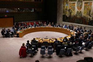 UNSC Watch: COVID-19 Resolution Finds Record Sponsors, Council Loses its 'Guernica'