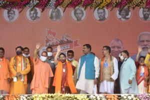 At Bengal Rally, UP CM Adityanath Raises Bogey of 'Love Jihad'