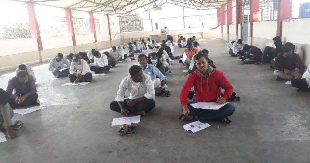Open Cheating, Mismanagement at Recruitment Exam for Maharashtra Govt Health Department