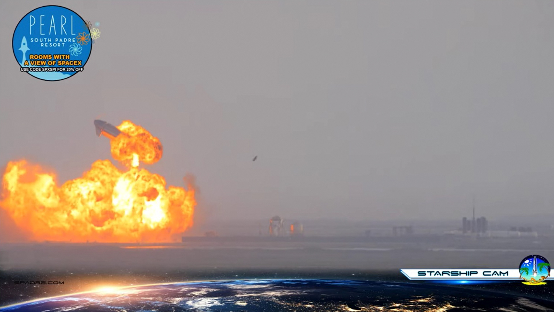 SpaceX Starship Rocket Nailed Landing but Came Down in Flames Yet Again – The Wire Science