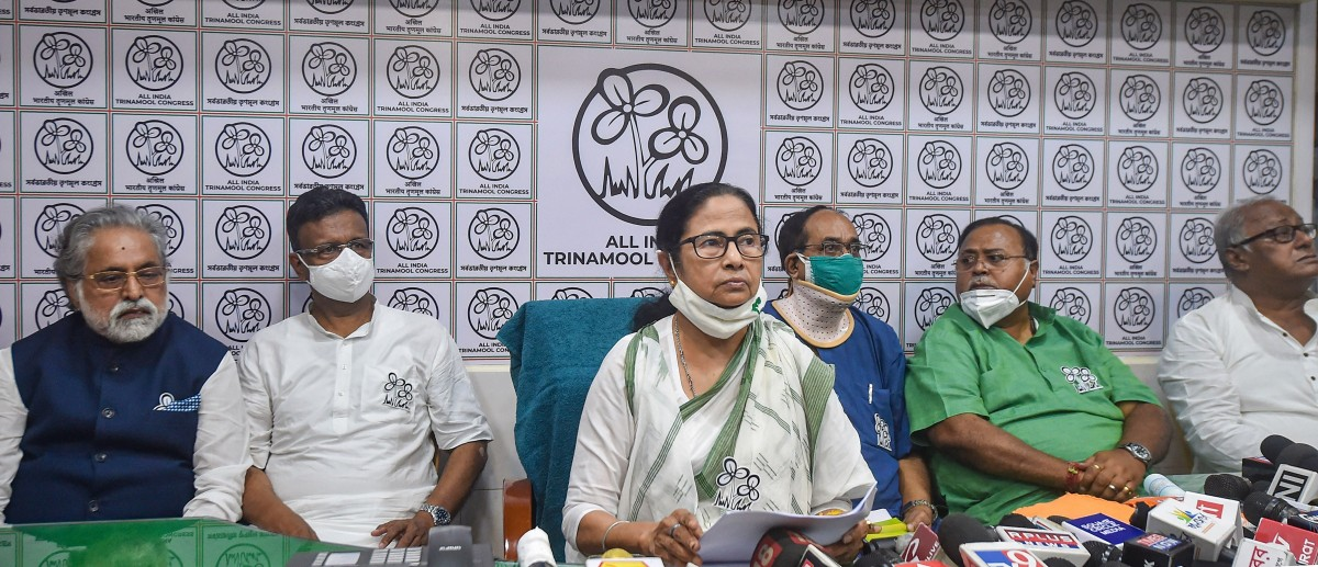 TMC Candidate List: Mamata Banerjee to Contest Only From Key Battleground Seat of Nandigram