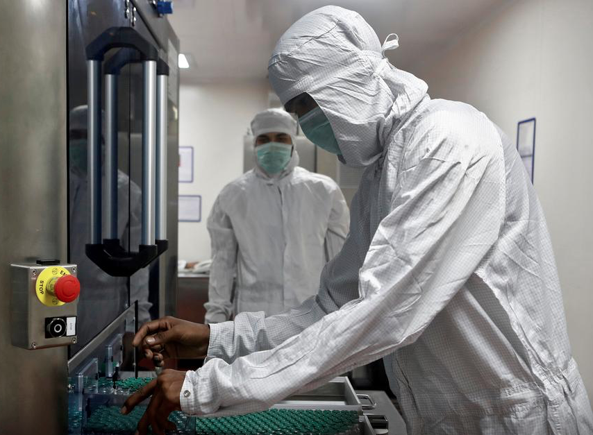 SII Warns Of Vaccine Supply Hit With U.S. Raw Materials Export Ban – The Wire Science