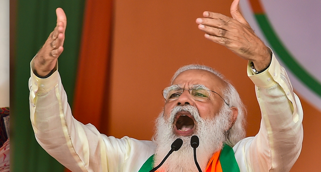PM Modi in Kolkata: Crowd Management, Communal Speeches and a Call for Change