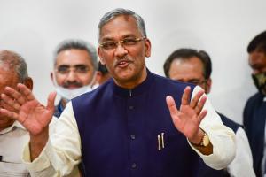 Assembly Polls a Year Away, Uttarakhand CM T.S. Rawat Quits Amidst Turmoil Within BJP