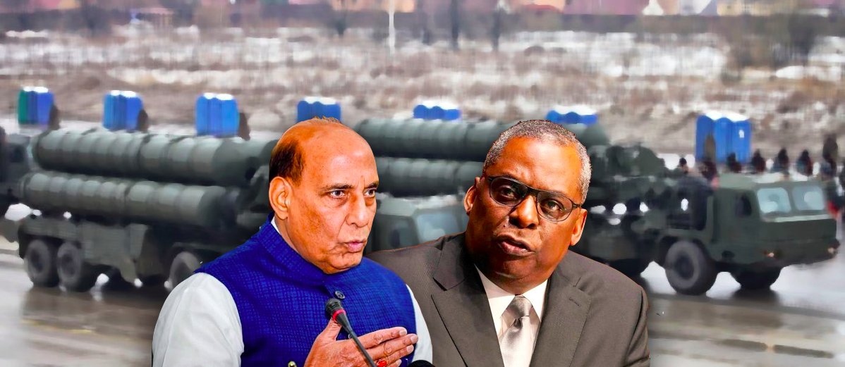 On India Visit, US Defence Secretary Austin Will Have to Deal With CAATSA Among Pigeons