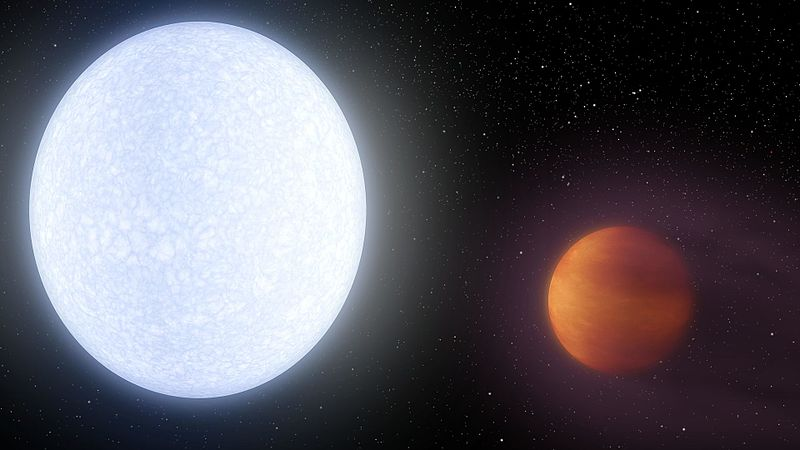 Did You Know Some Planets Are Hotter Than Stars? - The Wire Science