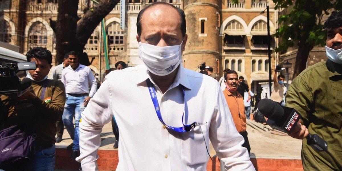 Extrajudicial Killings, Political Clout, Suspension: Tracing Mumbai Cop Sachin Waze's Career