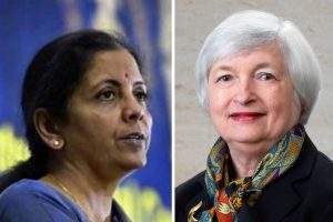 US Treasury Secretary Janet Yellen Speaks With FM Nirmala Sitharaman For the First Time