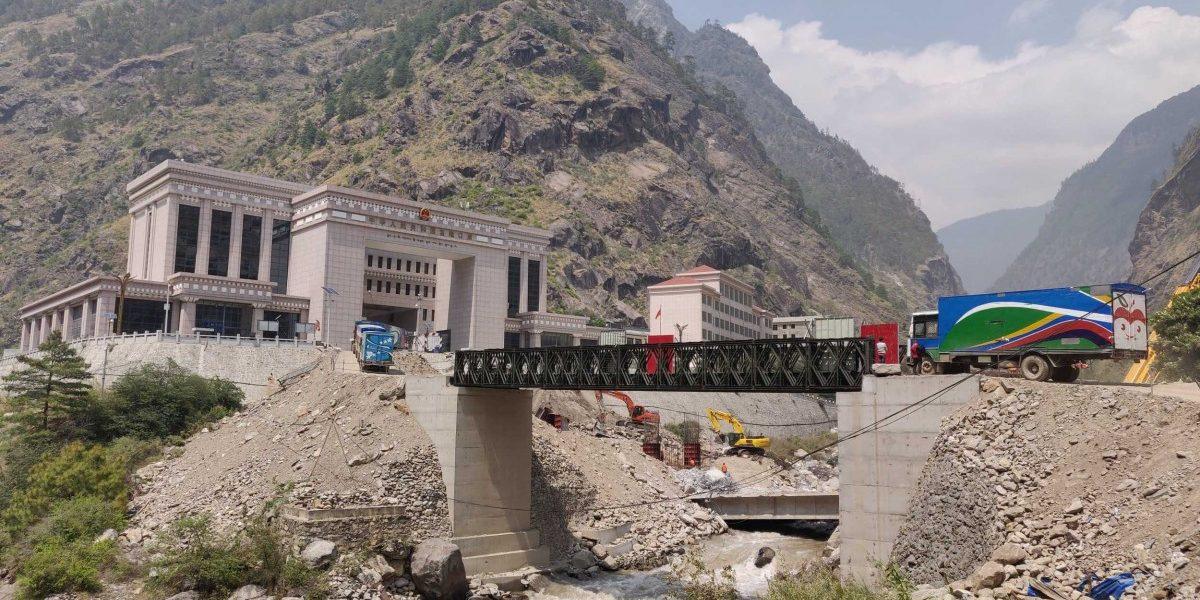 A Personal Account of Border Crossing Reveals the Deep Ties Between Nepal, China
