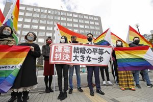 In Landmark Verdict, Japan Court Terms Not Allowing Same-Sex Marriage 'Unconstitutional'