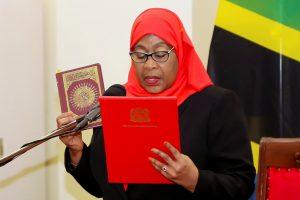 Tanzania's Samia Hassan Has the Chance To Heal a Polarised Nation