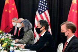 'Tough' First Talks Between US, China Signal Continued Tension Under Joe Biden