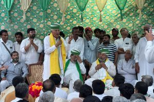 The Tremors of India's Farmer Protests Are Sparking a Rumble in Chautala