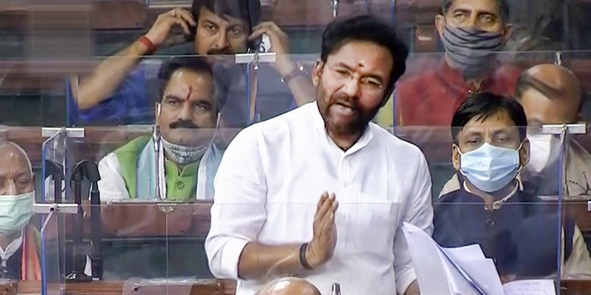 Lok Sabha Passes Bill Establishing Total Power of LG, Centre Over Delhi Government