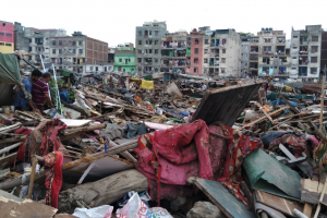 Welfare Measures and Forced Evictions: How the Pandemic Uncovered the Paradox of Life for Delhi's Marginal Urban Dwellers