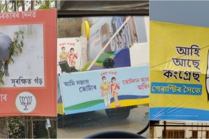 In Photos: The Story of Assam's 2021 Assembly Election
