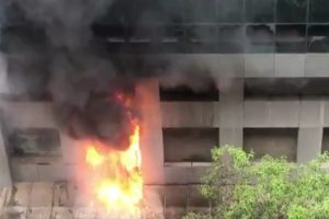 Mumbai: At Least 10 Dead in Fire at COVID-19 Hospital, 70 Patients Rescued