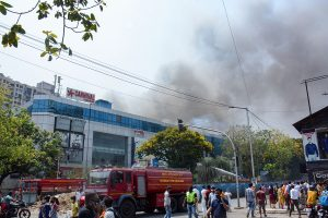 Mumbai: Six Booked for Mall Hospital Fire That Killed 9 Patients