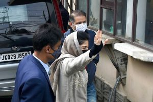 Explainer: What the ED Probe into PDP Chief Mehbooba Mufti Is All About