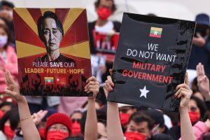 The Human Cost of the Myanmar Junta's Violent Crackdown