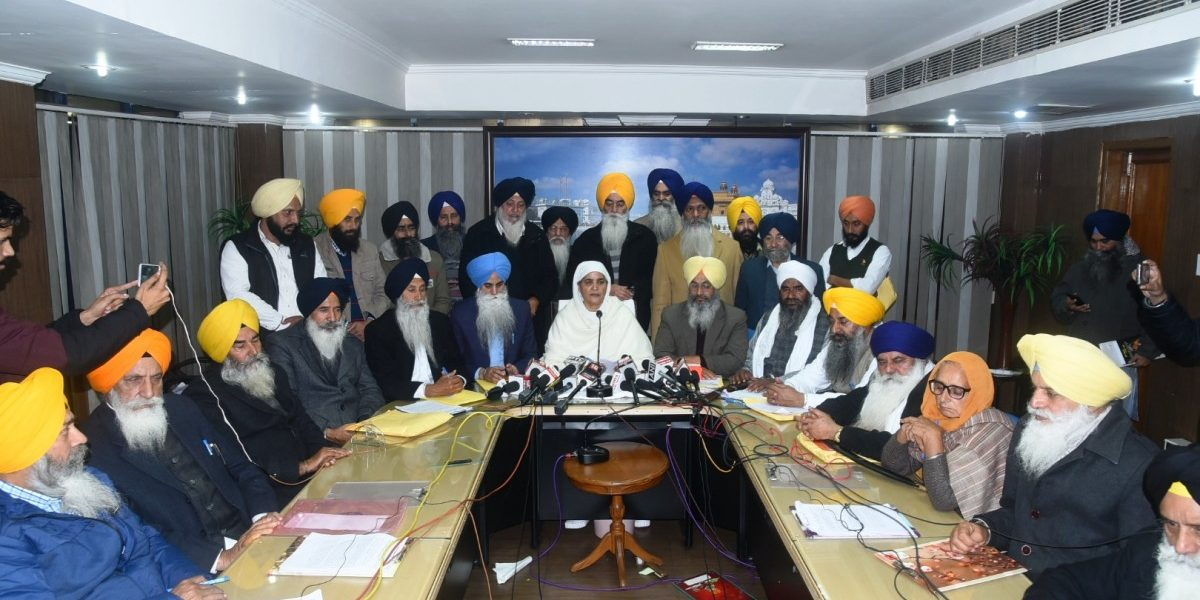 SGPC Passes Resolution Against RSS for 'Trying To Make' India a Hindu Rashtra