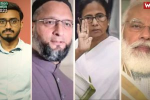 Watch | 'Modi and Mamata Are Meant for Each Other': Asaduddin Owaisi