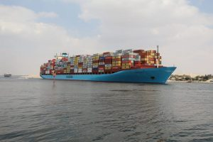 Suez Canal Says Shipping Backlog Almost Cleared