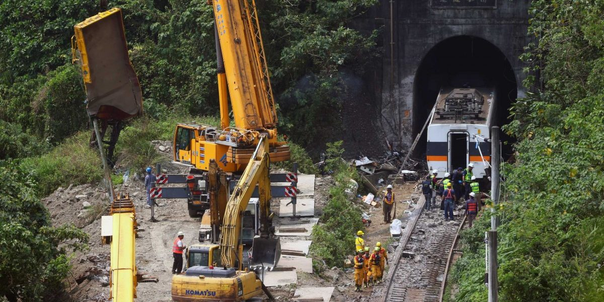 India Expresses Grief at 50 People's Death in Taiwan Rail Crash