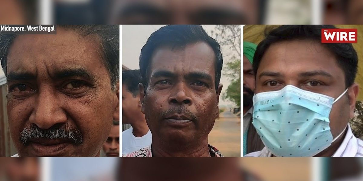 Watch   In Bengal's Medinipur, Anger With TMC Boosts BJP's Hopes