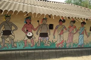 The Making of Khwaabgaon: How an Idyllic Village in Bengal Became an Artist's Canvas