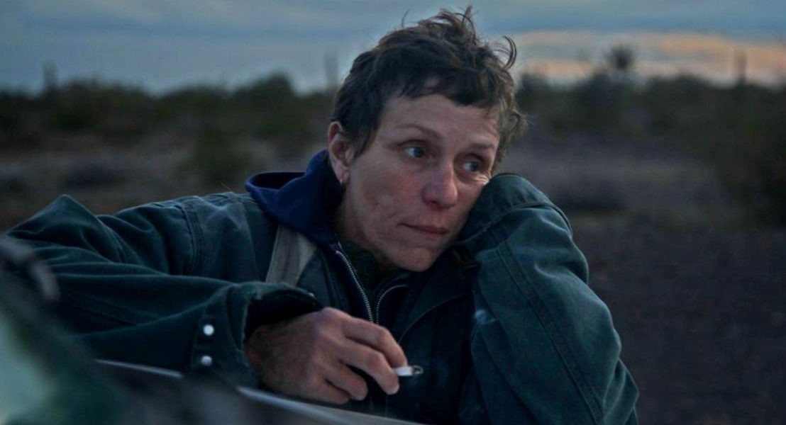 Movie Review: 'Nomadland' Reduces a National Sorrow to an Individual Despair