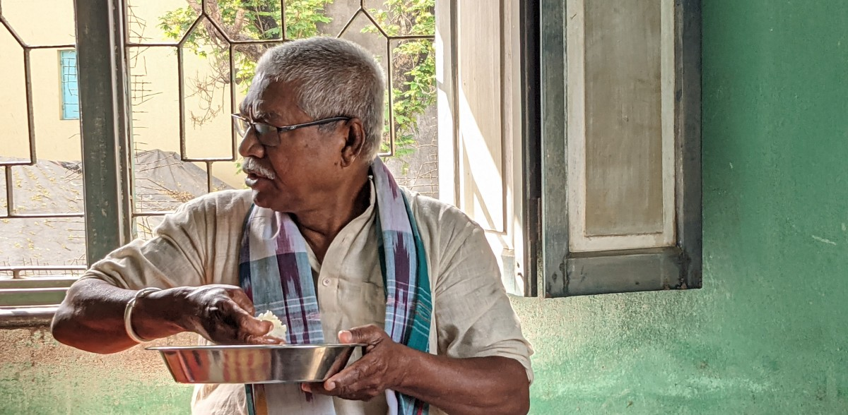 Author Manoranjan Byapari Is on a Mission to 'Save Bengal's Soul'