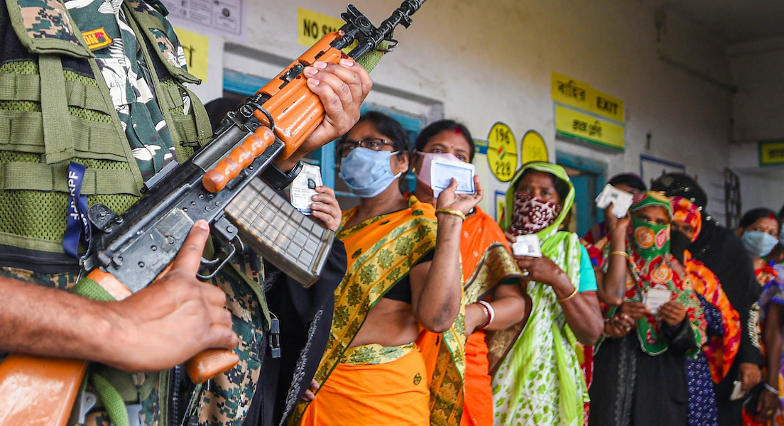 Bengal Polls: Violence Marks Phase 3 As TMC, BJP Both Allege Attacks on Candidates
