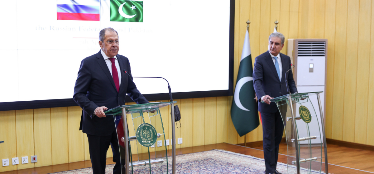 Russia Agrees to Supply Military Equipment to Pakistan, to Hold More Joint Exercises