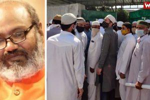 Watch | 'Arrest Yati Narsinghanand': Muslims Protest Against Hardline Hindutva Leader