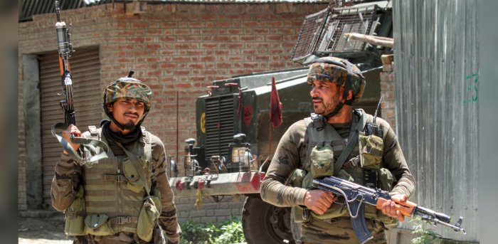 Security Forces Kill 2 Militants in Overnight Encounter in J&K's Shopian