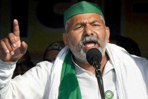 Farmers Ready to Talk if Govt Invites Them, No Change in Demands: Rakesh Tikait