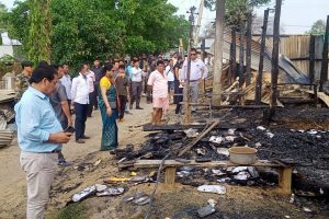 Prohibitory Orders Imposed After Post-Poll Violence in Parts of Tripura
