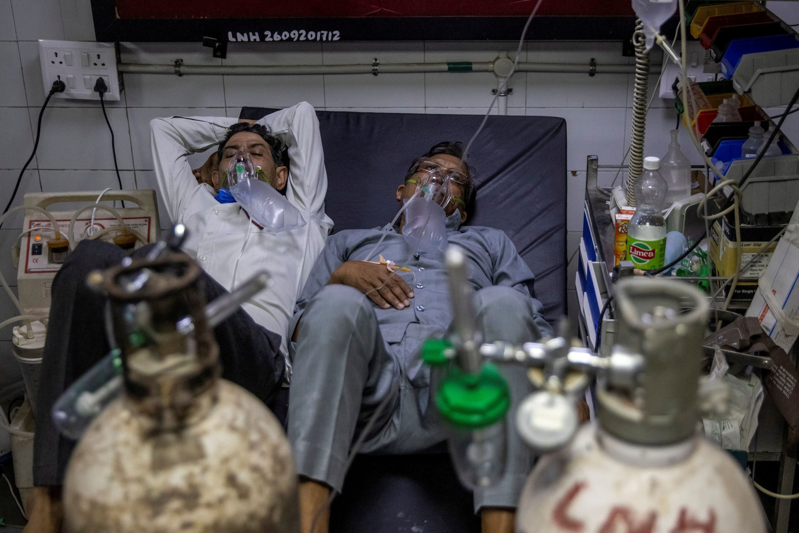 India's COVID-19 Story Goes From Bad To Worse With 2.16 Lakh New Cases – The Wire Science