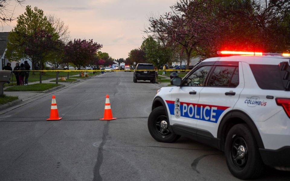 15-year-old girl shot dead by police in Columbus, Ohio