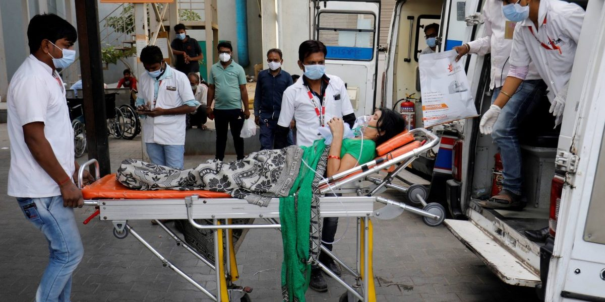 With Over 3.15 Lakh New COVID-19 Cases in 24 Hours, India Creates a Global Record