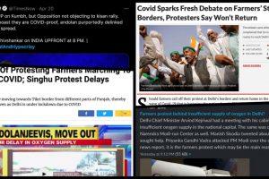 His Master's Spin: As Modi Faces Covid Surge Heat, Media's New Villains are Farmers, Babus