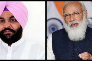 Amritsar MP Ask Modi to Develop 'Oxygen Corridor' From Pakistan During COVID Crisis