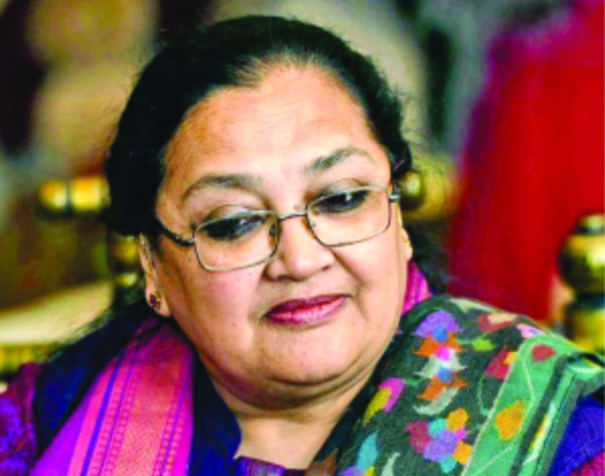 Louise Fernandes Khurshid