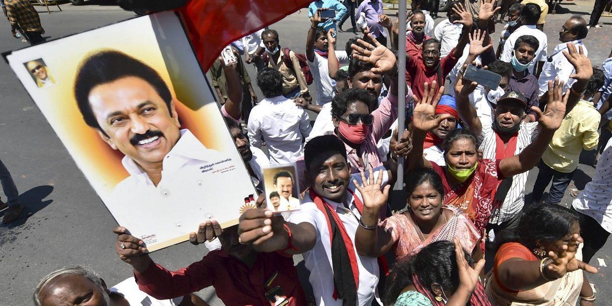 DMK's Convincing Win Is Proof that BJP's Hindutva Has No Place in Tamil Nadu