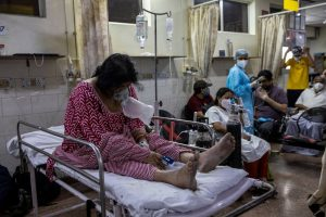 COVID-19 Cases Continue to Surge as India Crosses 20-Million Mark